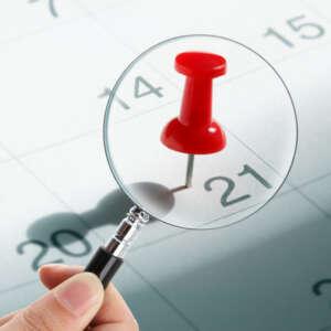 najlepsza data na otwarcie firmy kalendarz